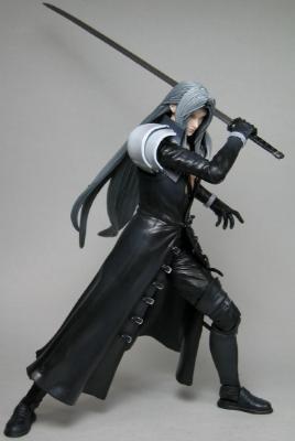 Amazon.com: Final Fantasy VII Advent Children Sephiroth ...
