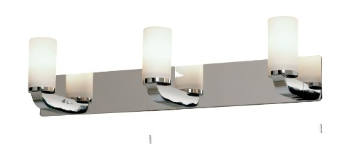 Endon Ip44 Rated Chrome Wall Bracket With Pull Switch