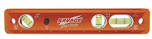 swanson-tools-tll049m-lightning-aluminum-torpedo-magnetic-illuminated-levels-9-3-vials