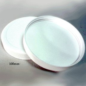 Water Bottle Replacement Caps 100mm (2pk)