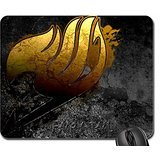 Fairy tail logo Mouse Pad, tappetino per Mouse
