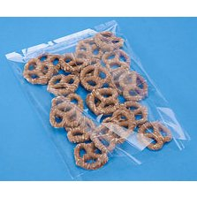 5.75 in. x 7.75 in. Clear Flat Cello Bags - 100/Pack