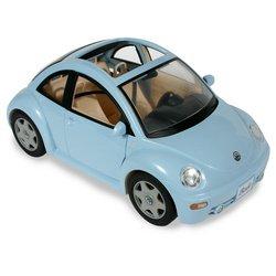 Amazon.com: Barbie VW Beetle: Toys & Games