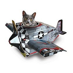 Cat Playhouse - Airplane