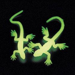 Glow-In-The-Dark Lizards (Receive 48 Per Order)