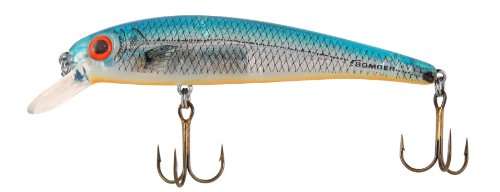 Hot Deal Bomber Suspending Pro Long A Fishing Lure (Blue Flash, 4 5/8-Inch)  Review