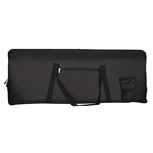 Review Of Andoer Portable 76-Key Keyboard Electric Piano Padded Case Gig Bag Oxford Cloth