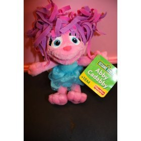 Fisher Price Abby Cadabby 8 inches Sesame Street