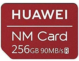 Huawei NM Card 256GB 90MB/S Nano Memory Card Mirco SD Card Compact Flash Card, only Suitable for Huawei P30 Series and Mate20 Series(256GB)