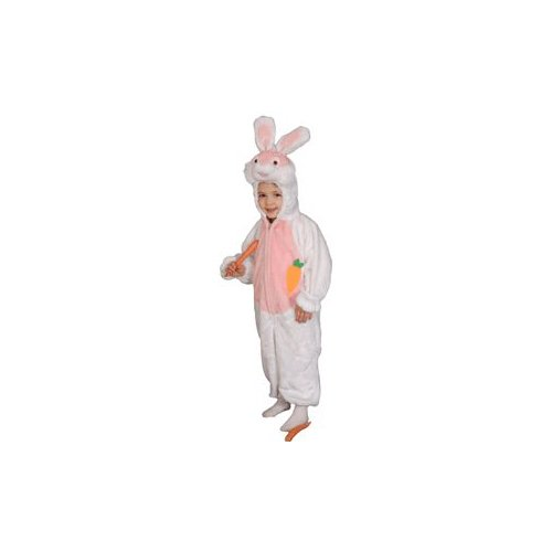 Cozy Little Bunny Toddler Costume Size 2T
