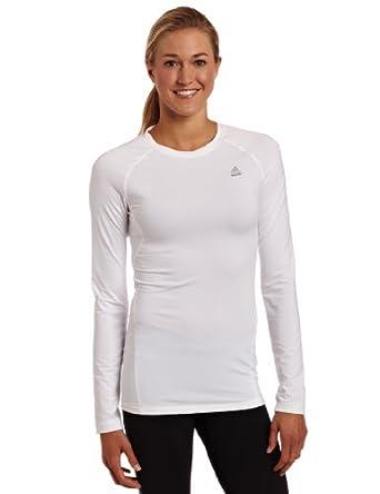461394bcc9f75 Women's Long Sleeve Turtleneck Sweater: adidas Women's Techfit Cold ...