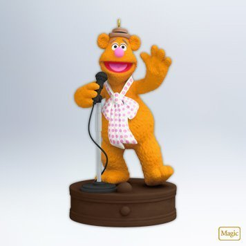 Fozzie Bear - The Muppets 2012 Hallmark Ornament