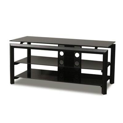 Cheap TECH CRAft 44 WIDE TV STAND BLACK (B19HBL44113)