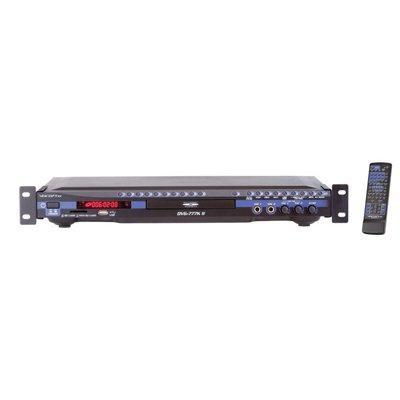 VocoPro DVG-777k II Multi-Format USB/DVD/CD+G Karaoke Player