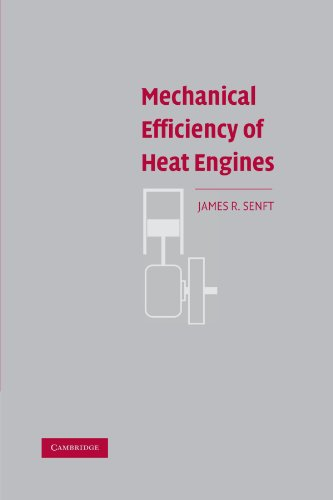 Mechanical Efficiency of Heat Engines