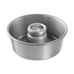 Angel Food/Tube Cake Pan, Glazed, 7-1/2