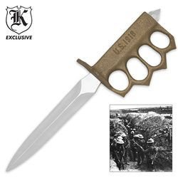Replica WW1 1918 Trench Knife
