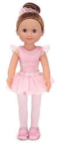 Melissa & Doug Victoria - Ballerina Doll