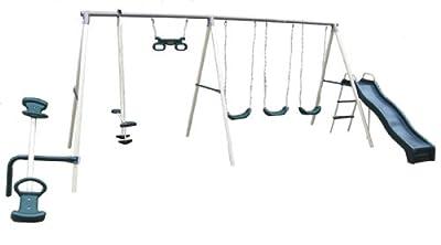 41577T Flexible Flyer Fun Plays Fantastic Swing Set
