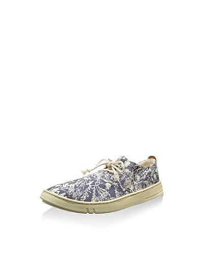 Timberland Sneaker Ekhndcrft Ox Fl  [Blu/Avorio]