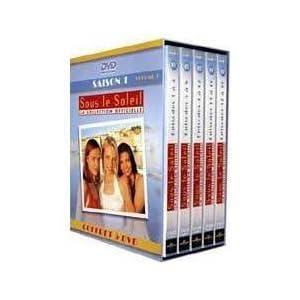 Sous le Soleil, saison 3, episodes 81-104, Coffret 6 DVD