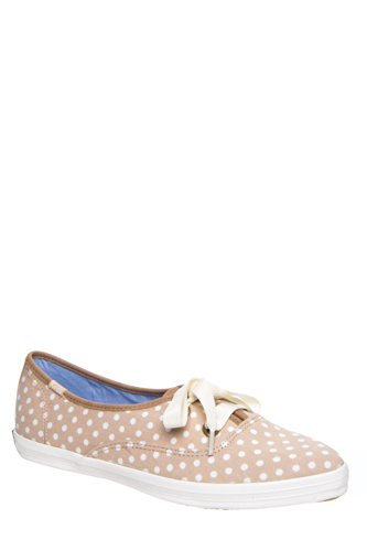 Keds Women's Pointer Dot Slip On Sneaker