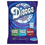 KP Discos Assorted Snacks 12 X 28G