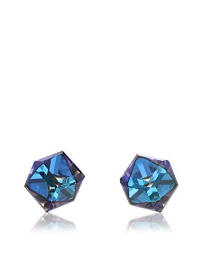 Laura Bruni Pendientes  Azul