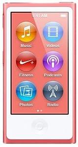 最新モデル 第7世代 Apple iPod nano 16GB ピンク MD475J/A