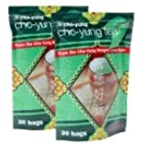 2 Packs Cho Yung Weightloss Tea Total 60 Teabags