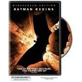 Batman Begins (Single-Disc Widescreen Edition) ~ Christian Bale