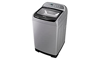 Samsung WA65H4000HA/TL Top-loading Washing Machine (6.5 kg, Imperial Silver)