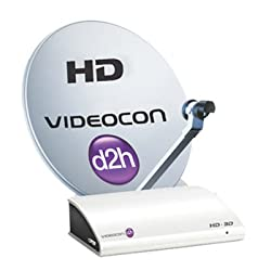 Videocon HD digital set top box activation kit (All India)(super gold 1 month subscription)