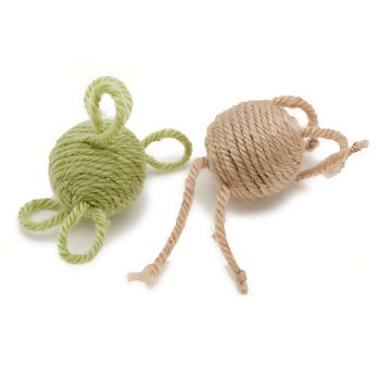 CFA Active Cat Yarn Balls with Rattle