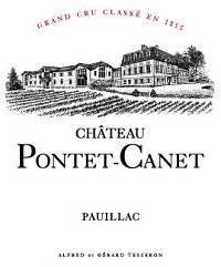Chateau Pontet-Canet Pauillac 2002 750Ml