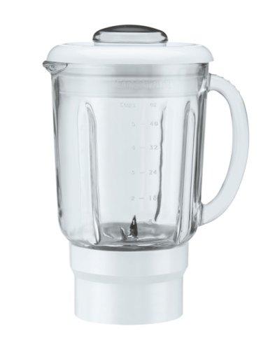Cuisinart SM-BL Blender Attachment for Cuisinart Stand Mixer White at amazon