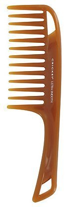 Cricket Ultra Smooth Hair Detangler Comb infused with Argan Oil Personal Healthcare / Health Care