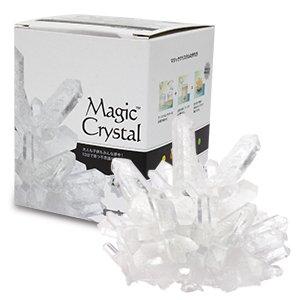 マジッククリスタル  【ホワイト】 10日で育つ不思議なクリスタル