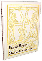 Strange Ceremonies by Eugene Burger - Book (Stores In Eugene Or)