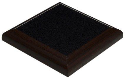 De alta calidad con base de madera viñeta / base DB213 S (nuez)