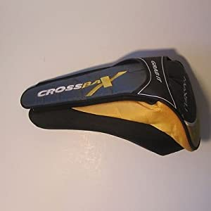 Maxfli Crossbax Driver Headcover (Yellow)