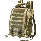 Extreme PakTM Invisible® Camo Water-Resistant Heavy-Duty Tactical Backpack