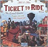Days of Wonder Ticket to Ride Card Game