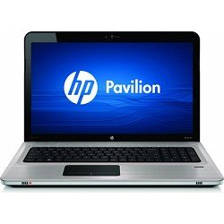 HP Pavilion dv7-4295us Entertainment Notebook PC - Silver