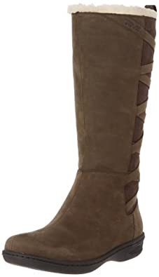 Teva Women's Figueroa WP Boot,Turkish Coffee,5 M US