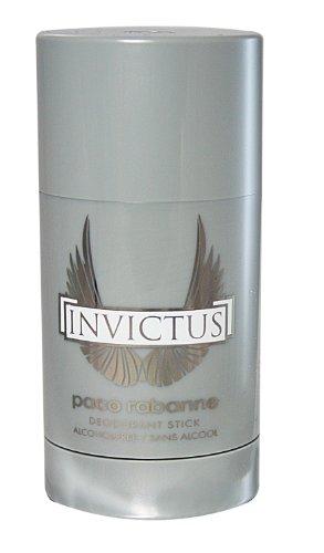 Paco Rabanne Invictus Deodorante Stick, Uomo, 75 ml