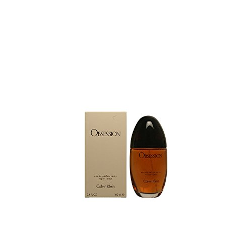 Obsession donna di Calvin Klein - Eau de Parfum Edp - Spray 100 ml.
