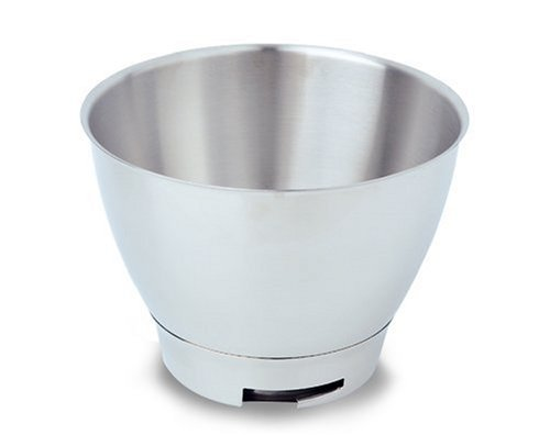 Kenwood 34654 Stainless Steel Bowl Chef - Polished Pkd