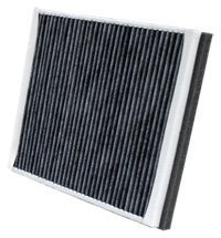 Wix 24813 Cabin Air Filter for select  Cadillac/Oldsmobile/Pontiac models, Pack of 1