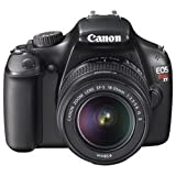 Canon EOS Rebel T3 12.2 MP CMOS Digital SLR with 18-55mm IS II Lens and EOS HD Movie Mode (Black) Reviews